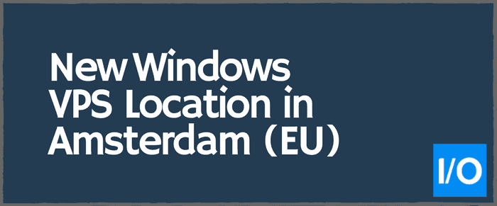 windows vps amsterdam
