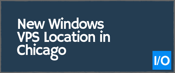 chicago windows vps
