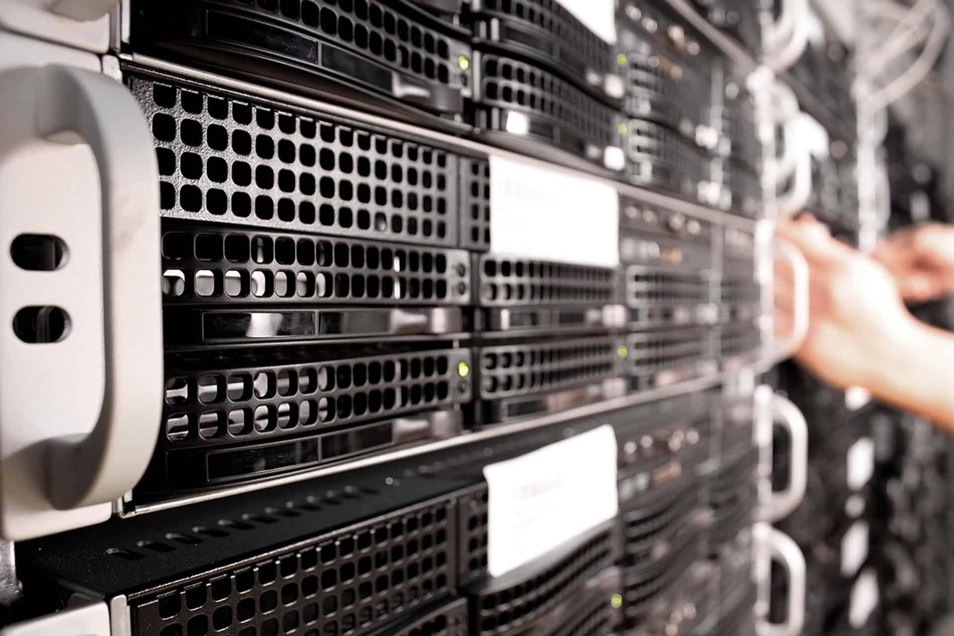 server computers