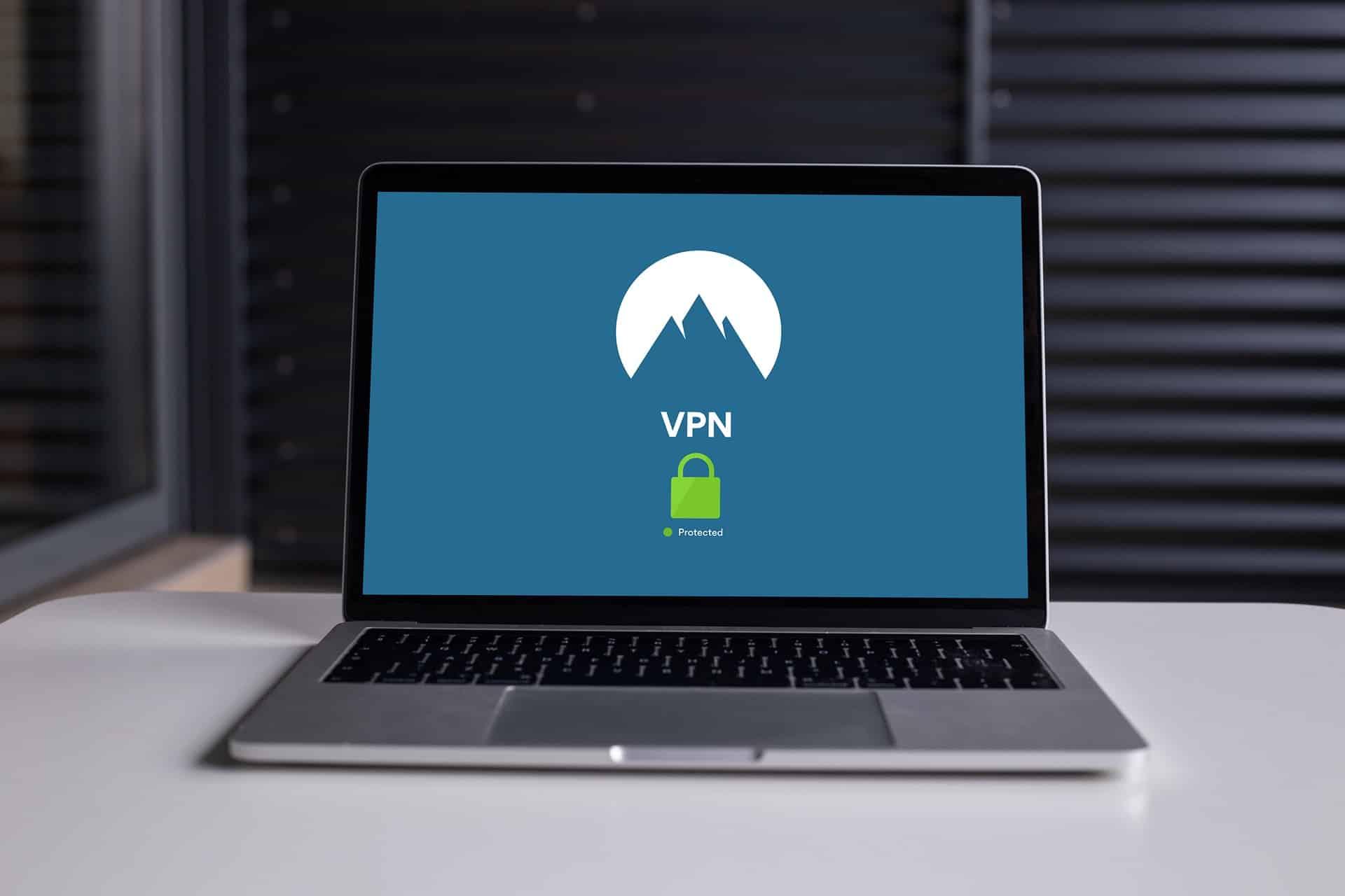 vpn on the Macbook