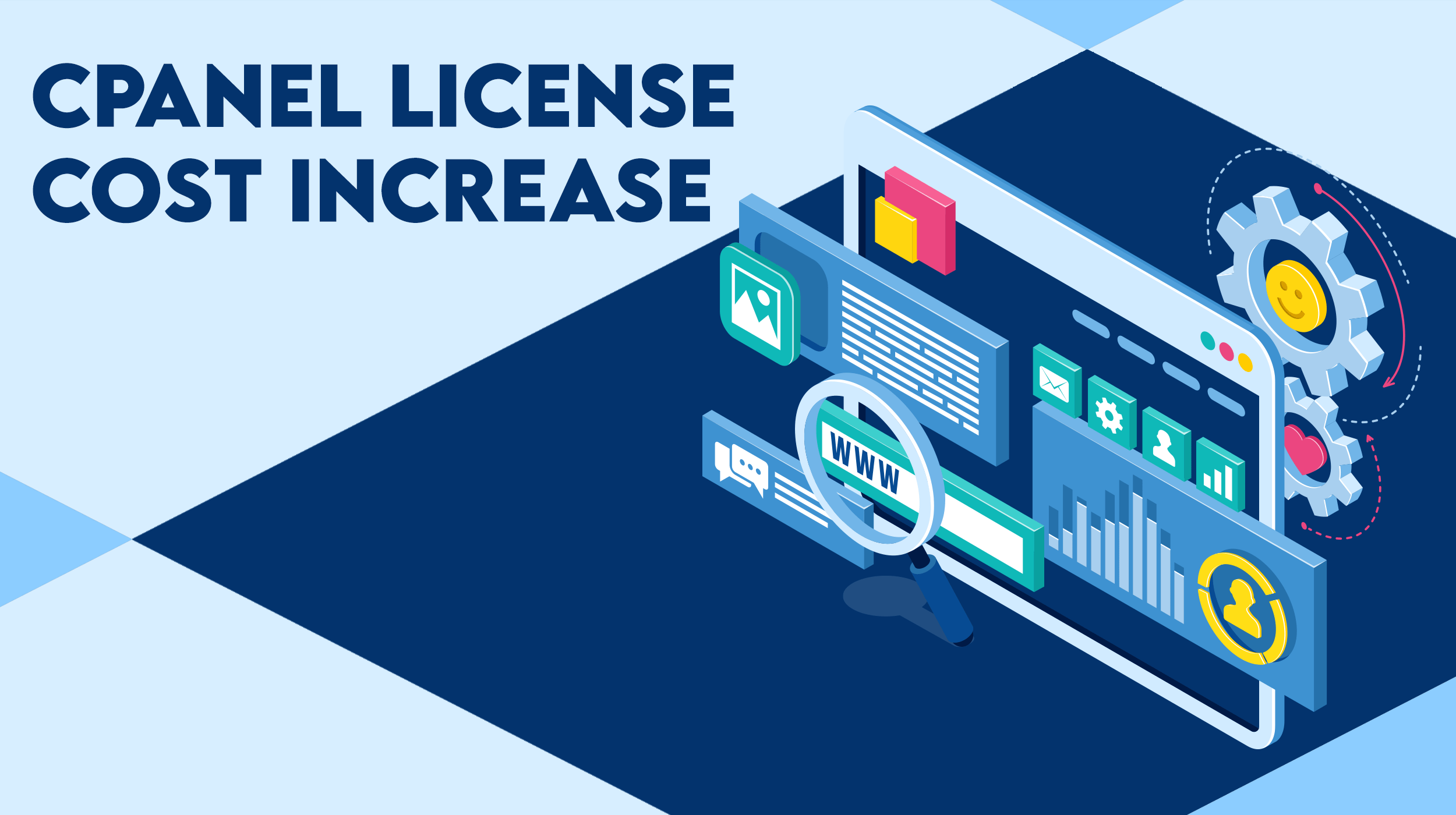 cpanel license price increase