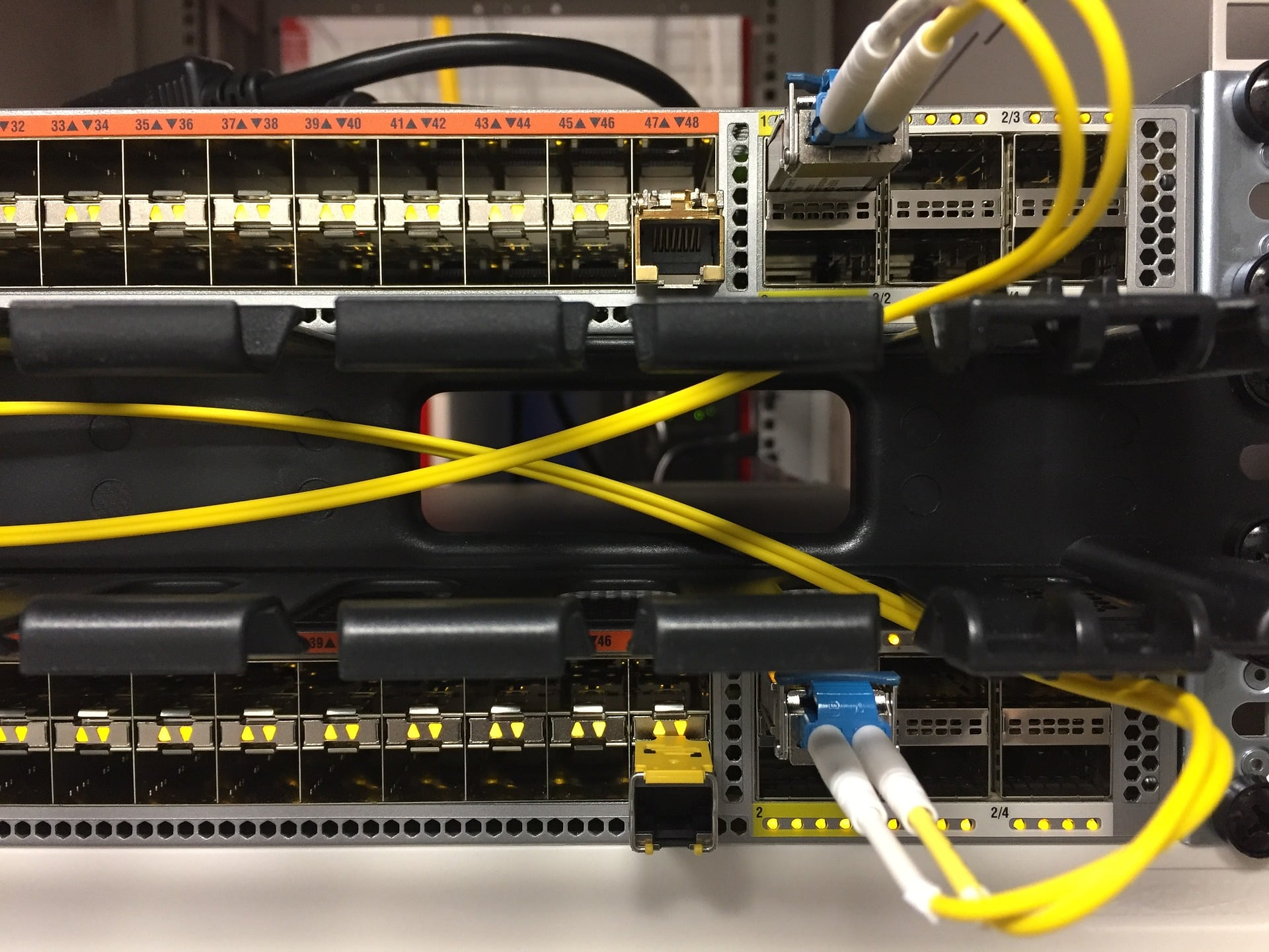 switch for servers
