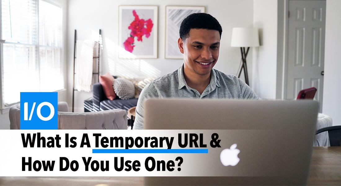 temporary url