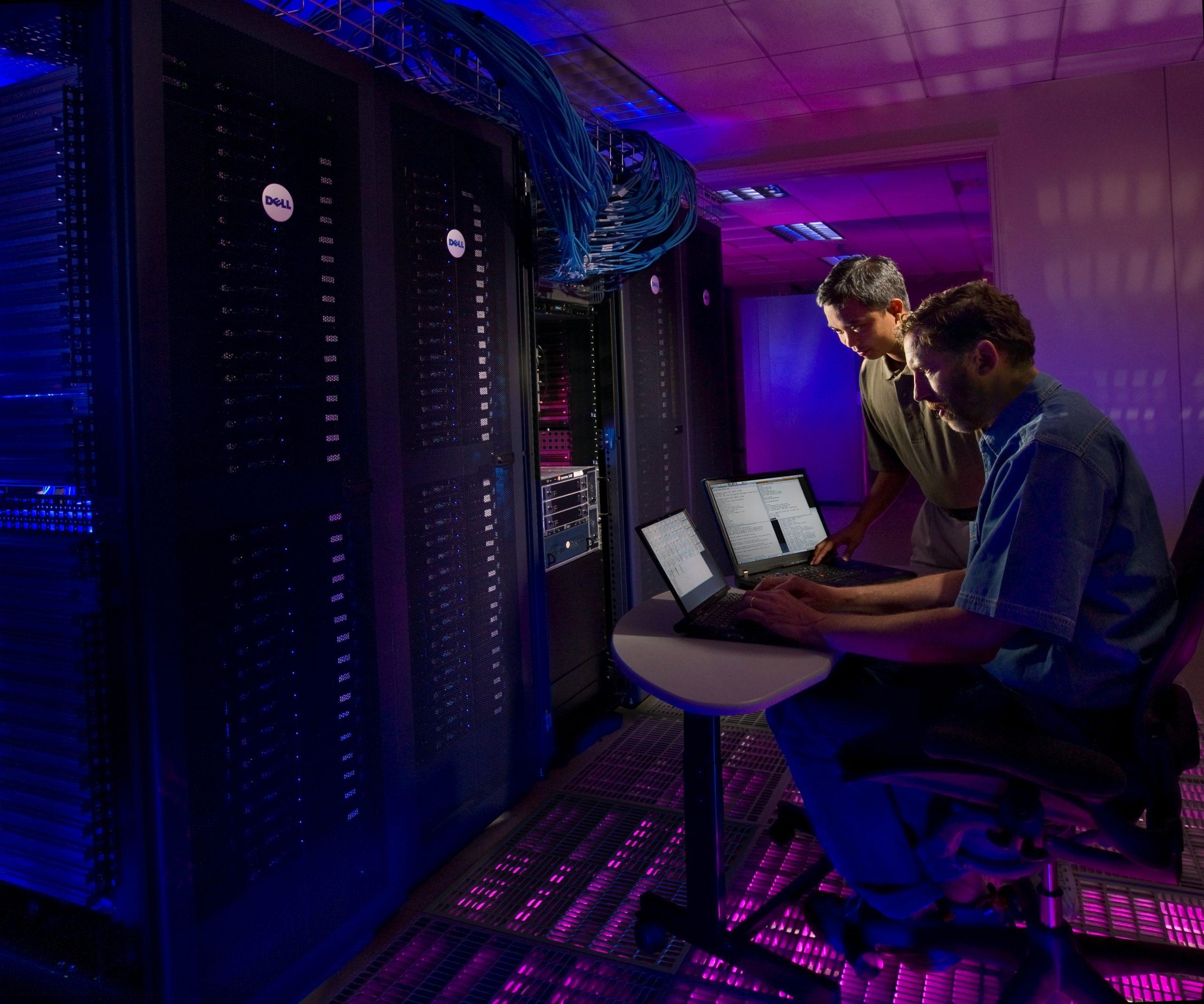 Offsite backup server